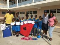 Foot à l'école : deux classes de Saint-Martin récompensées