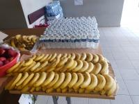 Le petit déjeuner offert aux élèves qui passent le bac