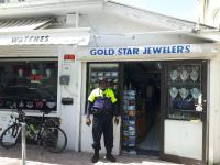 Armed Robbery at Gold Star and Police arrested two men