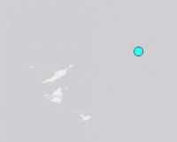 Un séisme à 68 km d'Anguilla