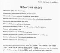 Grève à partir du 11 avril : le contexte des revendications