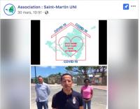 Saint-Martin Uni se mobilise