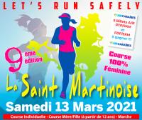 La 9e  édition de la Saint-Martinoise a lieu le 13 mars
