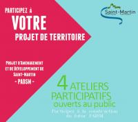 PADSM : lancement de la consultation publique