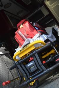 Accident à Quartier d'Orléans : l'enfant a été évacué en Martinique