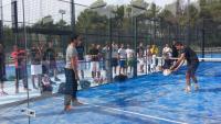 Le padel tennis débarque à Saint-Martin