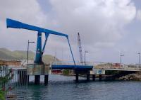 Reprise des travaux sur le pont de Sandy Ground