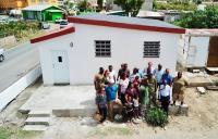 SXM Project pledges $140K towards rebuilding homes on Sint Maarten
