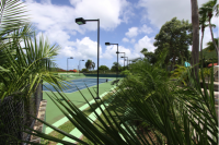 Lancement du 1er tournoi international de tennis seniors des Caraïbes