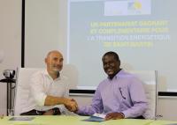 Semsamar and Arkolia to set 3 solar power plants in Saint Martin