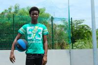 Sherron Brooks : le basket professionnel pour ambition