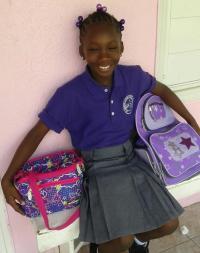 Zariyan, nine year old girl missing on the Dutch side