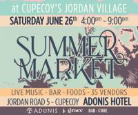 Découverte des produits locaux au Caribbean Summer Market samedi